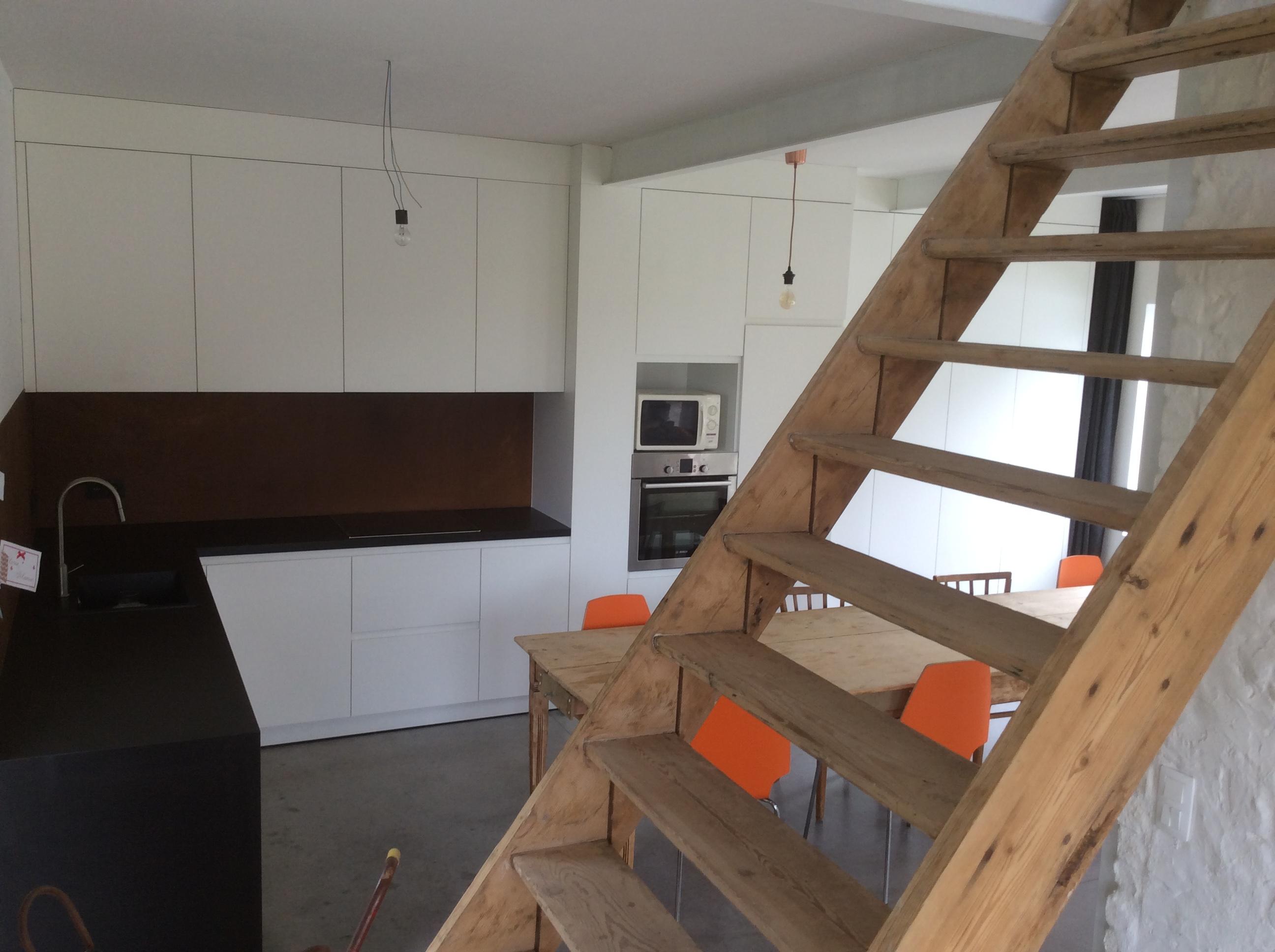 Laminaat achterwand keuken: laminaat laten leggen ikea elegant